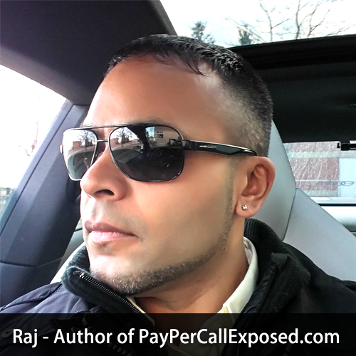 Raj Author and Pay per call marketing expert